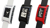 [BILD] Smartwatch Pebble - (c) Pebble